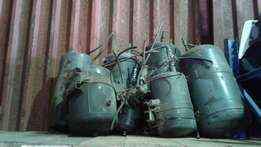 Various air-tanks for a variety of trucks available for sale