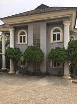 Lovely superb 5Bedrm fully detached duplex at Magodo Shangisha GRA
