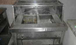 Sphaza shop Deep Fryer