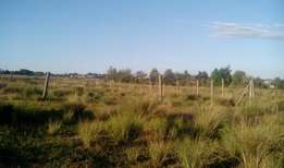 1/8 acre land at Ol Kalou town (New plots).