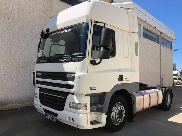 DAF CF85-410 - Top Conditions - 2007