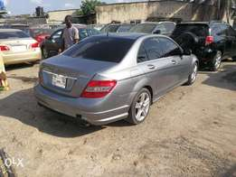 2009 Mercedes-Benz C300 4Matic (Foreign Used)