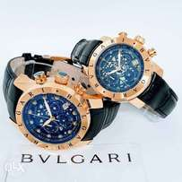 Bvlgari he and she watch