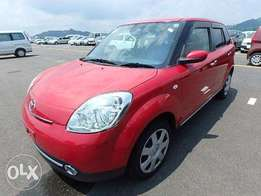 Mazda Verisa Year 2010 Model Automatic Transmission 2WD Wine Red KCN