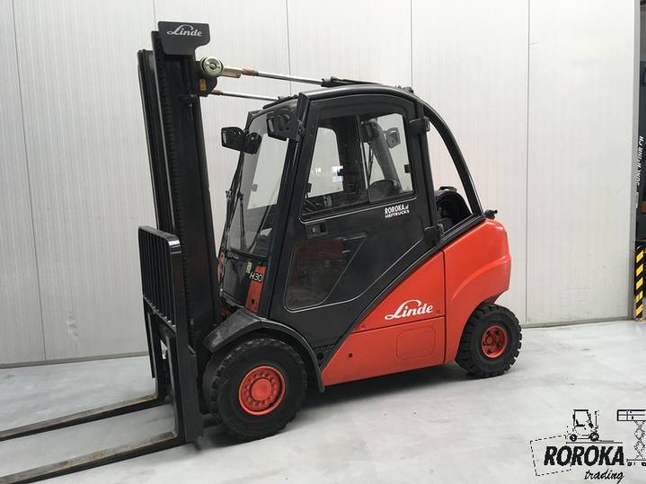 Linde H30T - 2007