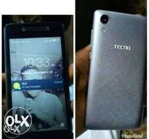 Tecno W2 unscrewed