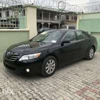 SOLD.Tin-can Cleared 2007 Toyota Camry XLE Black