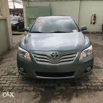 Tincan cleared 2010 Toyota Camry XLE (Green Color)