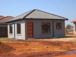 Brand new houses for sale at soshanguve