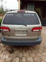 2003 Toyota sienna tokunbo clean title