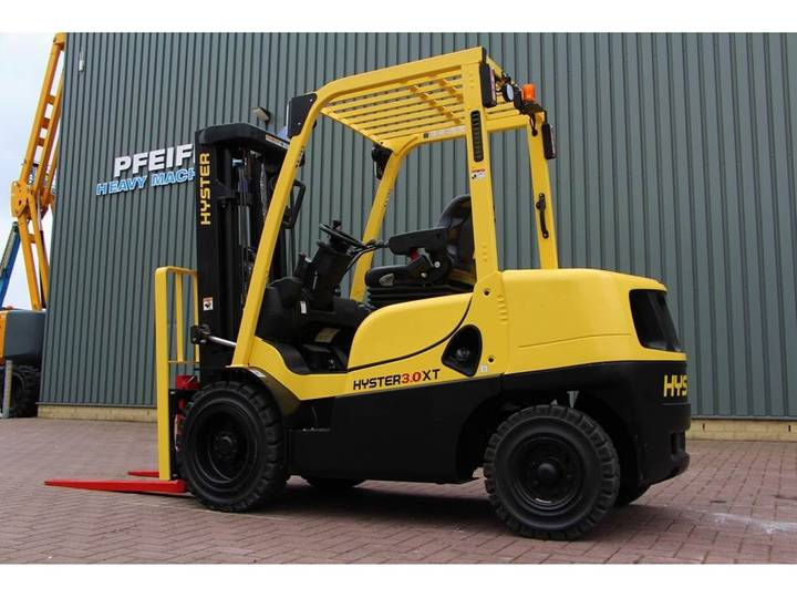 Hyster H3.0XT - 2017 - image 8