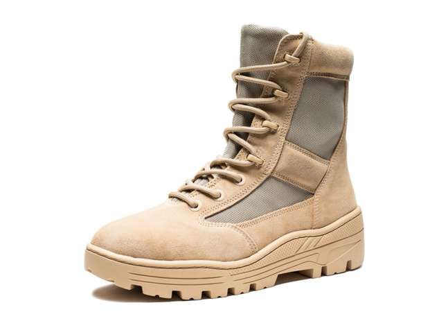 New Yeezy season 3 military boot sneakers Lagos Island East - image 1