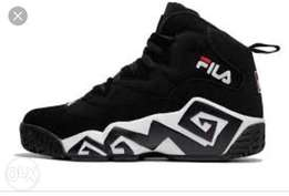 Fila Jamal Mashburn Signature Men's Sneakers Black