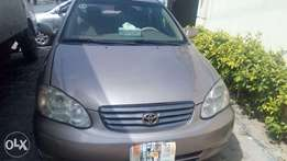 Very Clean Toyota Corolla 2004 For Sale