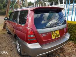 Subaru forester very clean in mint condition