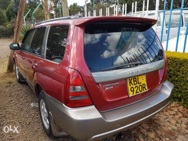 Subaru forester very clean in mint condition Ridgeways - image 1