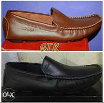 Clark/Tods loafers available