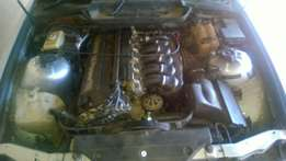 Bmw e36 m3 motor and gearbox