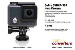 GoPro CHDHA-301 Hero Camera