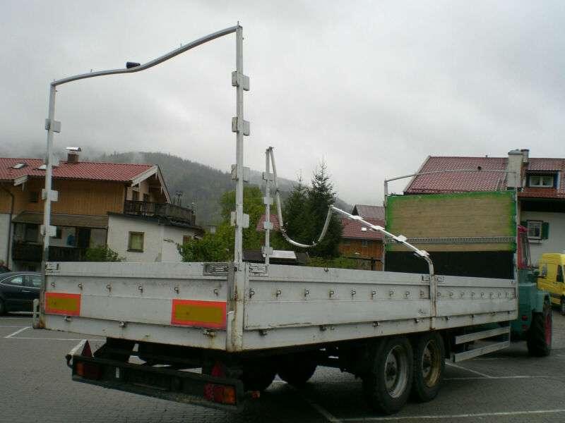 Mueller Mitteltal EAL-TA-F Pritsche Nutzlast 4650 kg - 1990 - image 3