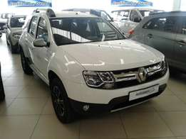 renault duster 4wd 1.5 dci manual R299 900 demo