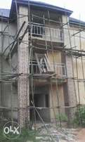 Hot Deal at Fed. Poly Nekede, Almost Finished 2 Storey