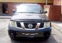 2007 nissan pathfinder with revers camera