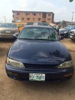 Super clean Nigeria used Camry Orobo 2002 model.