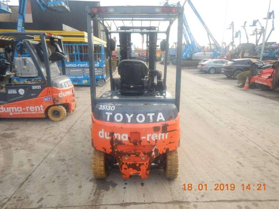 Toyota 8fbmt25 - 2015 - image 10