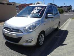 2013 Hyundai i10 1.1 GLS fuel efficient and realiable!