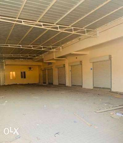 Shop/Warehouse/Store/Labour Camp in Misfah Near Cement Factory