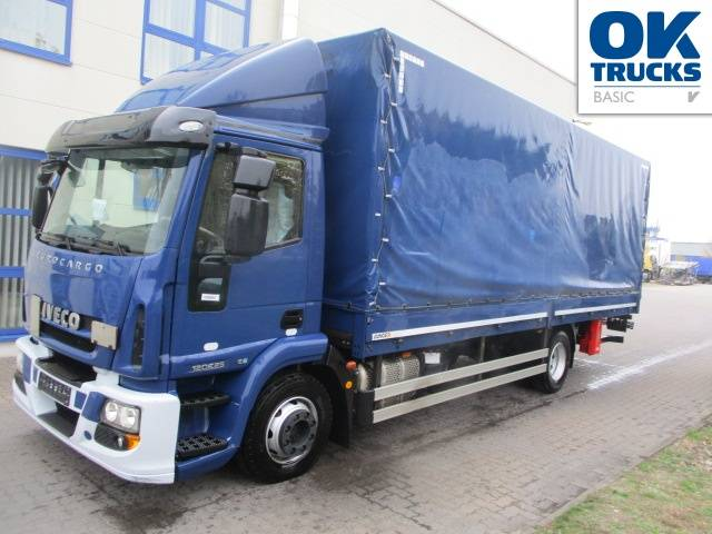 Iveco Eurocargo ML120E25/P Euro6 Klima AHK Luftfeder ZV - 2014
