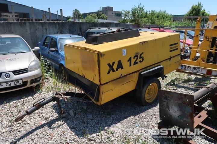 Atlas Copco XA125