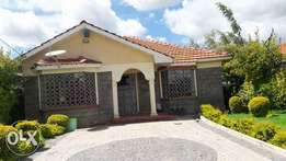 3bedrooms bungalow to-let