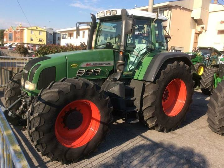 Fendt favorit 926 vario - 1997