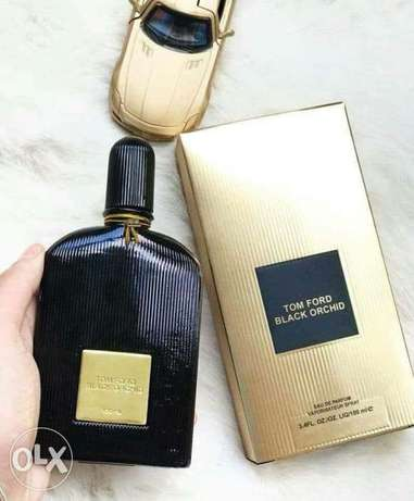 Black orchid`by tom ford Perfume 50ml