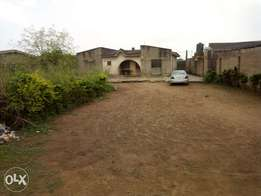 Bungalow in a good location for sale