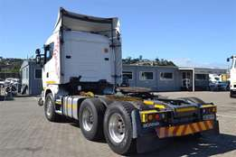 Scania - R 164 GA - 6 x 4 - NZ - 480 hp (White