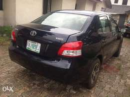 """Registered 2008 Toyota Yaris """"MANUAL GEAR"""" for Sell in Portharcourt"""
