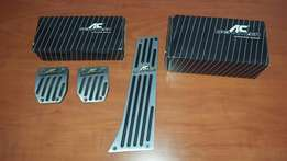 Brand new Bmw ac snitzer pedals wil fit all manual bmw's