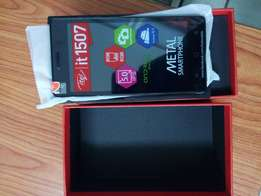 itel 1507. Brand New, Sealed & Boxed. Free Delivery. 6499/=