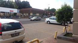 Retail (Unit 7) space to let in Randburg on main road - 85m2 for R8000