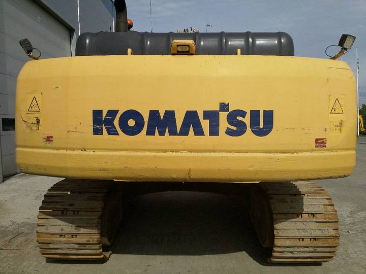 Komatsu Pc350lc-8 - 2007 - image 3