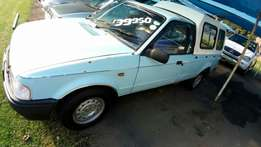 1989 Ford Bantam with canopy, R32 900.00
