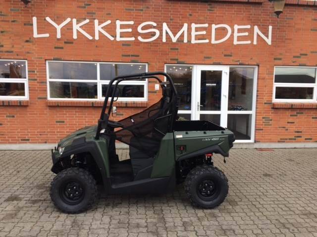 Kymco Uxv 450i - 2018