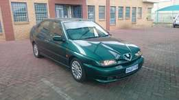 Alfa Romeo 146 ti to swap