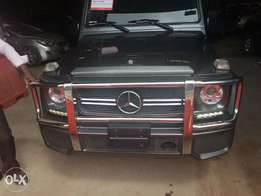 Mercedes G wagon G63 2013