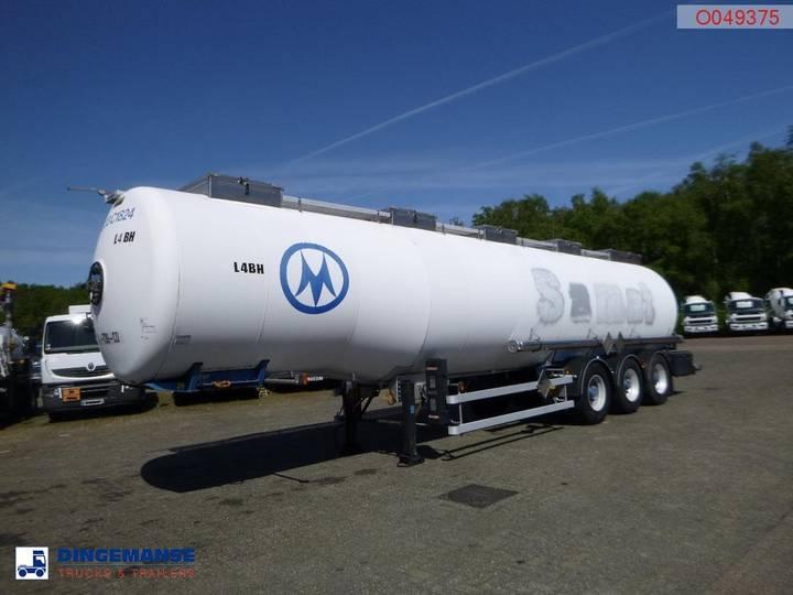Magyar Chemical tank inox 34 m3 / 1 comp - 1998