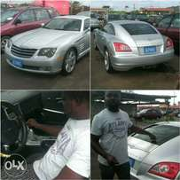 Toks Chrysler Crossfire 2006