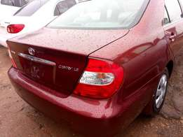 Newly arrived 2003 Toyota Camry -Big daddy